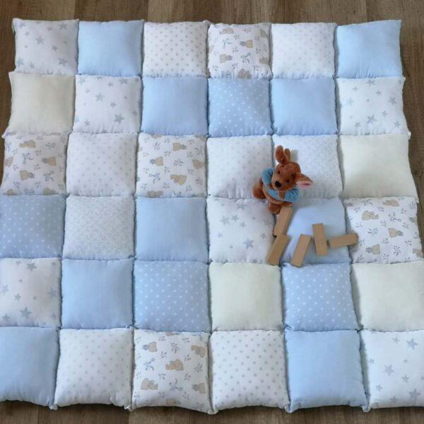Saltea patchwork